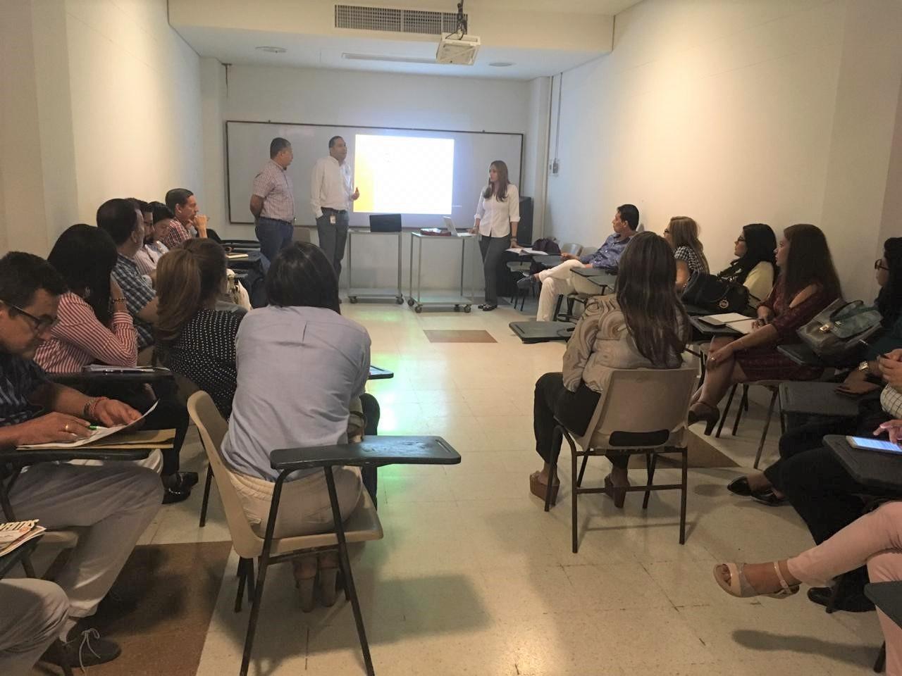 Programa de Derecho sede Cartagena realizó inducción Docente