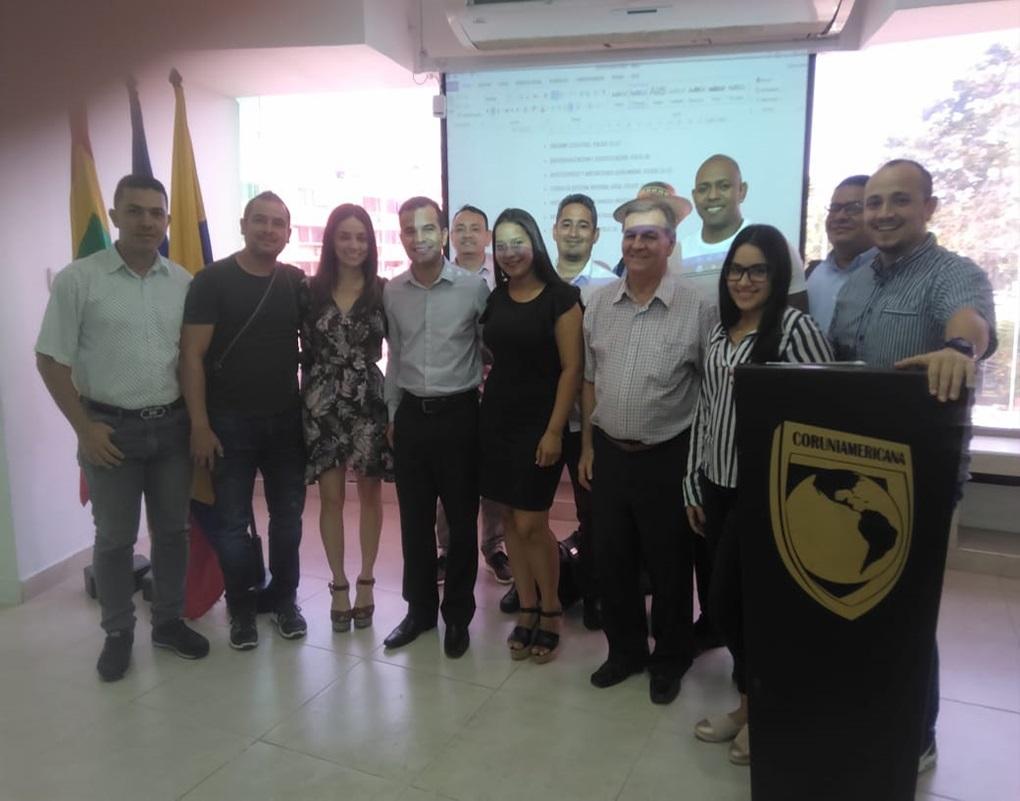 Jornada de formación para estudiantes del Consultorio Jurídico de Barranquilla
