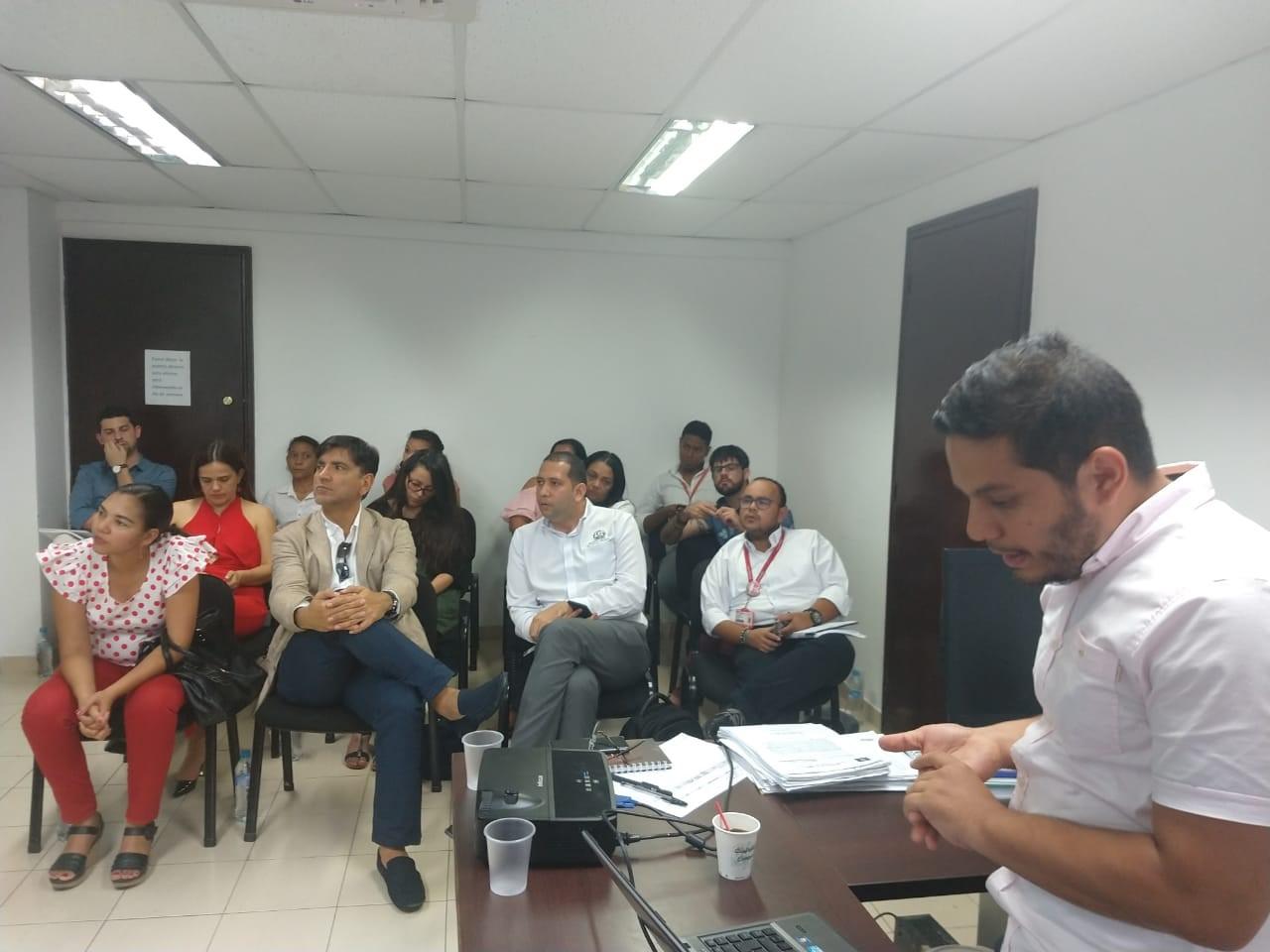 La CURN participó en la Mesa de trabajo restitución de tierras de Bolívar y Sucre