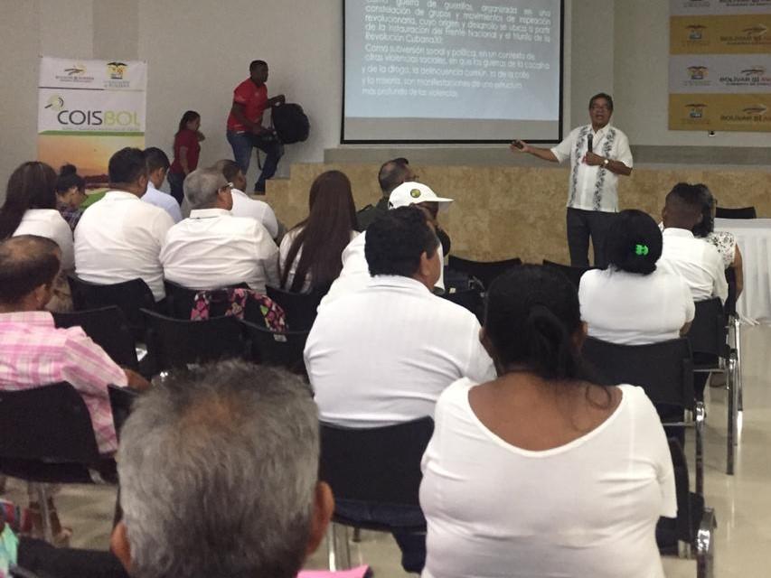 Encuentro regional: Radiografía del conflicto social y territorial para la implementación de estrategias de seguridad ciudadana y convivencia
