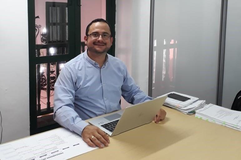 Egresado de la CURN es nombrado Secretario General de la Cámara de Comercio de Cartagena