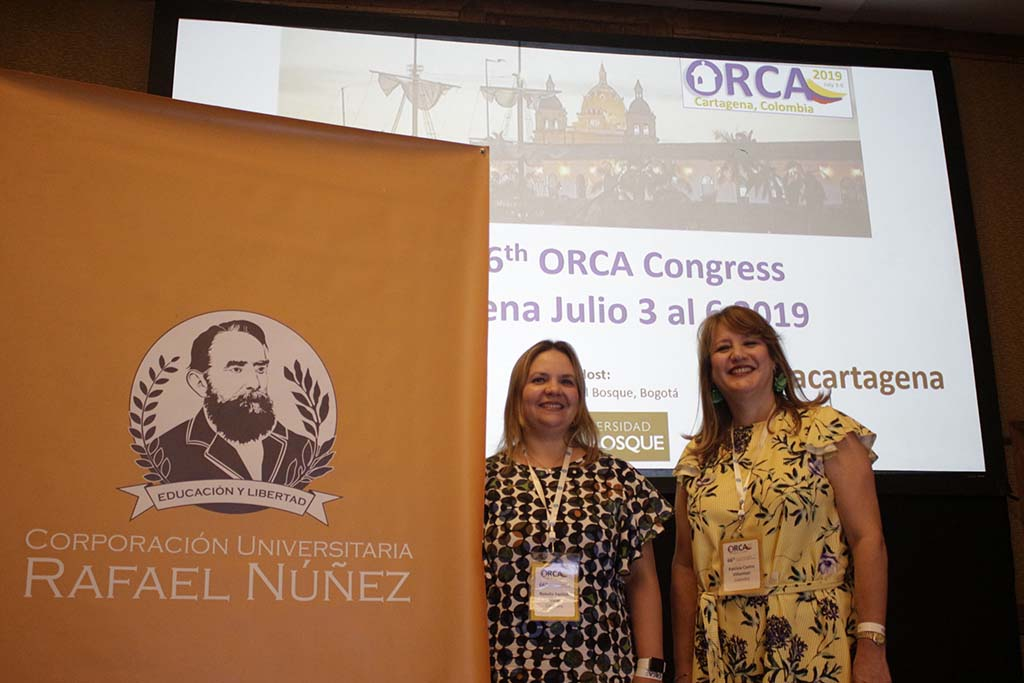 Investigadoras del programa de Odontología participan en Congreso europeo sobre Caries Dental: ORCA 2019