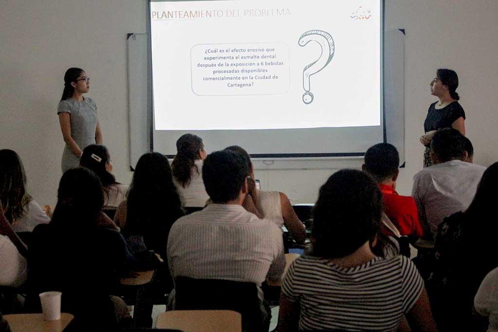 Estudiantes del programa Delfín finalizan su estancia presentando trabajos de investigación