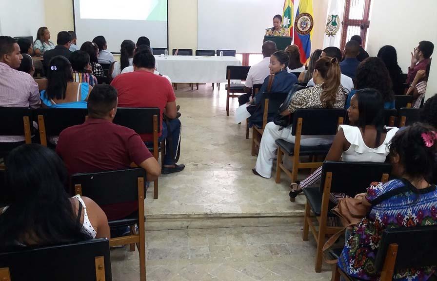 Seminario de Actualización Jurídica para Egresados del programa de Derecho en Cartagena