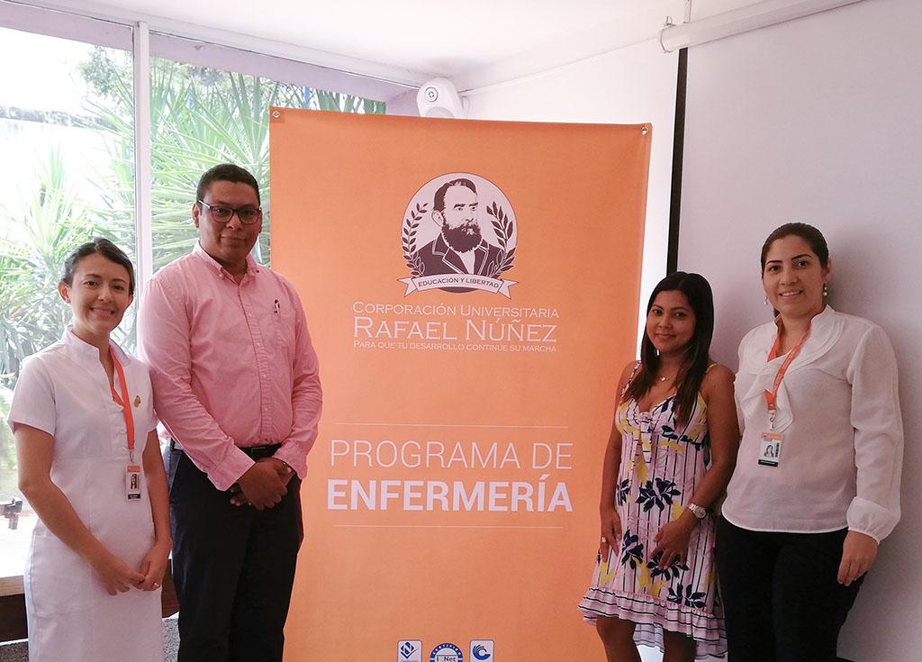 Programa de Enfermería en Barranquilla realiza conferencia en Vigilancia Epidemiológica