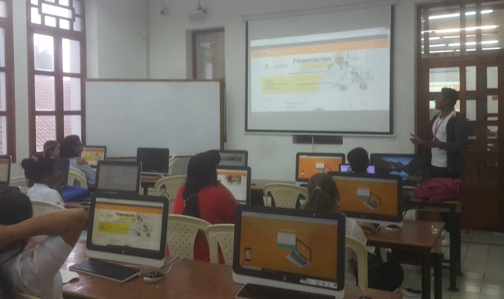 Capacitación a Semilleros de Investigación del Programa de Enfermería - Cartagena