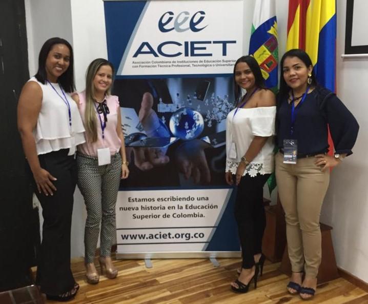 Enfermería Barranquilla presente en el III Encuentro Regional Caribe de Grupos y Semilleros de Investigación