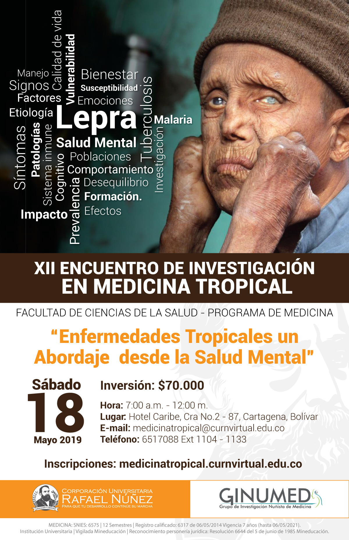 Evento Medicina Tropical