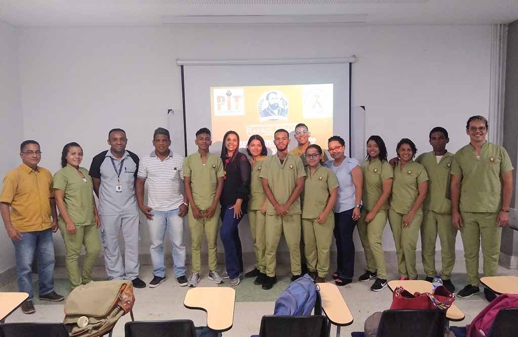 Cuarta Sesión Clínica Intersemestral de Bacteriología