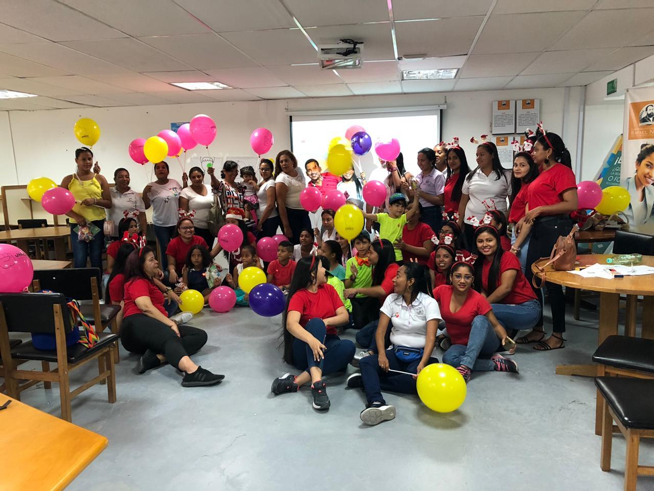 Programa de Trabajo Social en Barranquilla realiza jornada lúdica para la prevención de abuso sexual