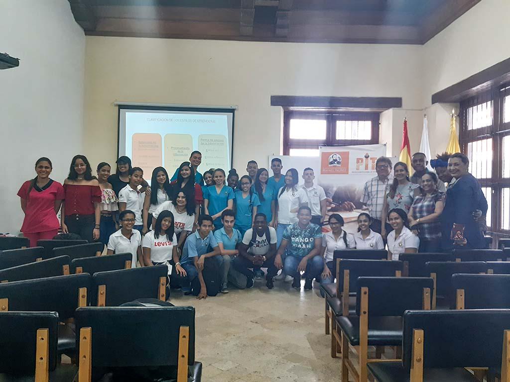II Encuentro de Estudiantes Tutores en Cartagena