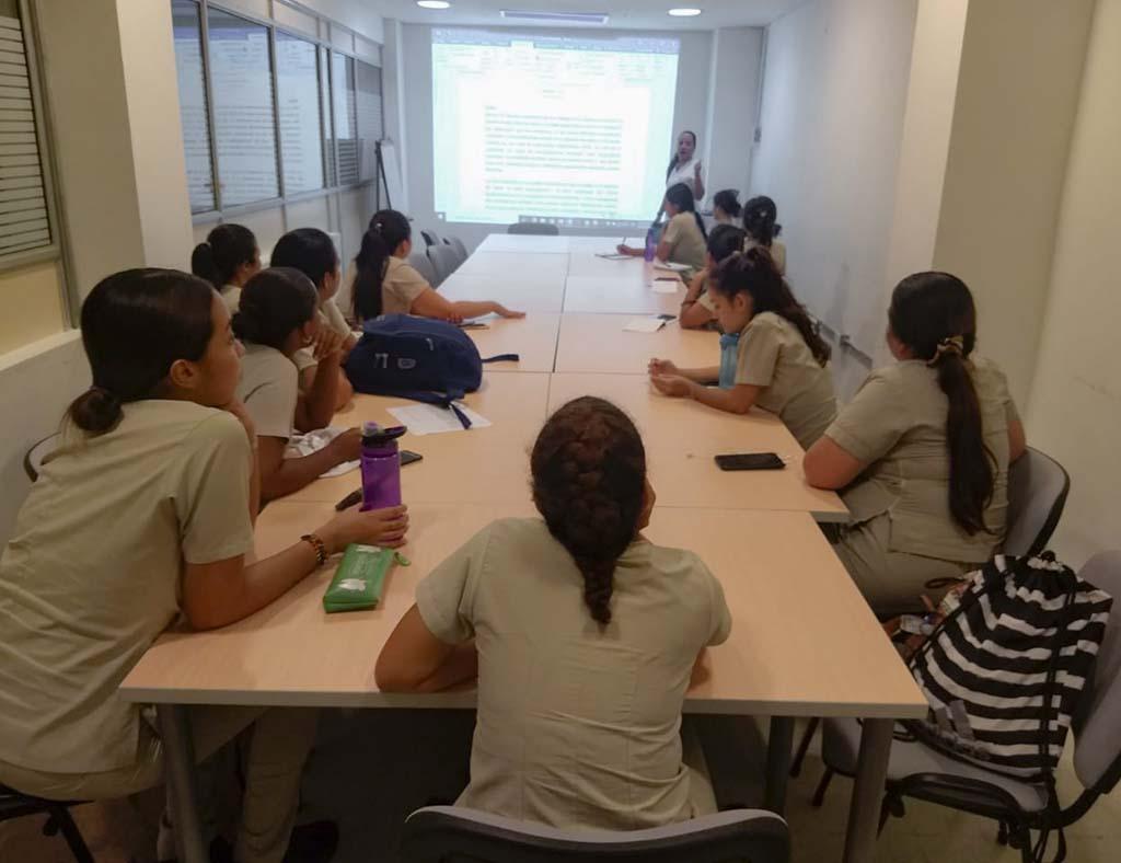 Encuentro de formación para integrantes del semillero SEIFO
