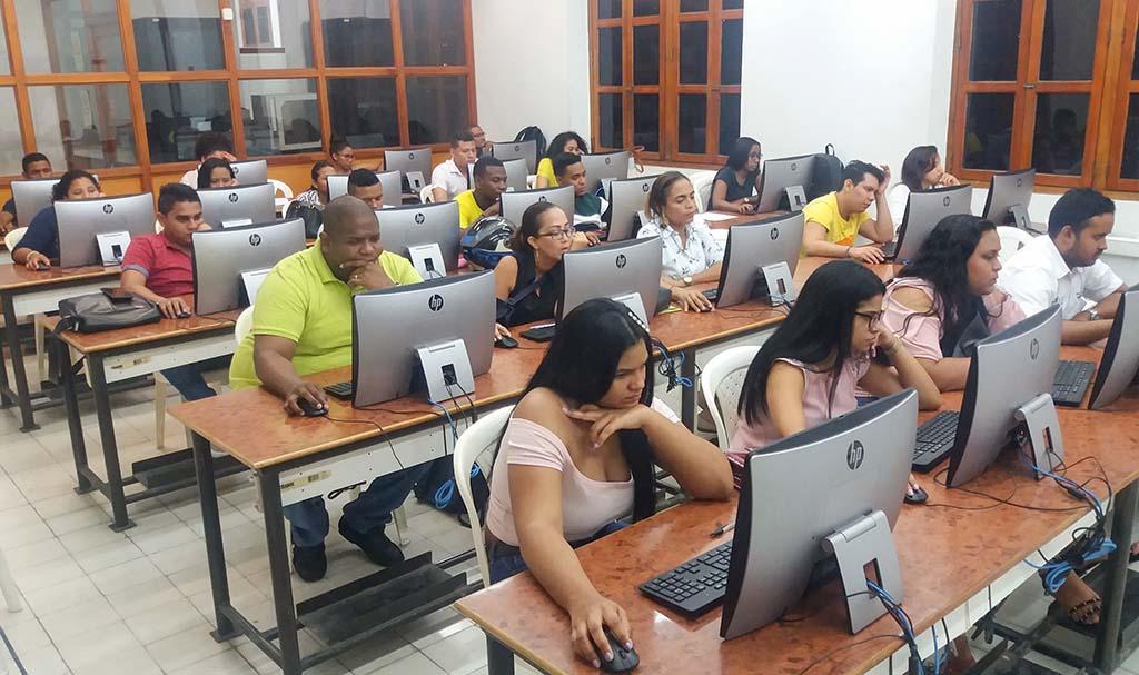 Simulacro Pruebas Saber Pro Derecho Cartagena
