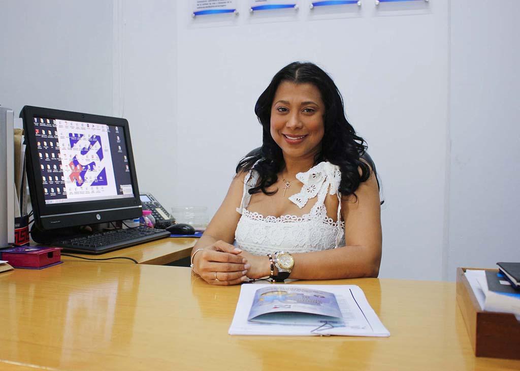 Egresada de la CURN es elegida Subgerente Científico de la ESE Hospital Local de Cartagena