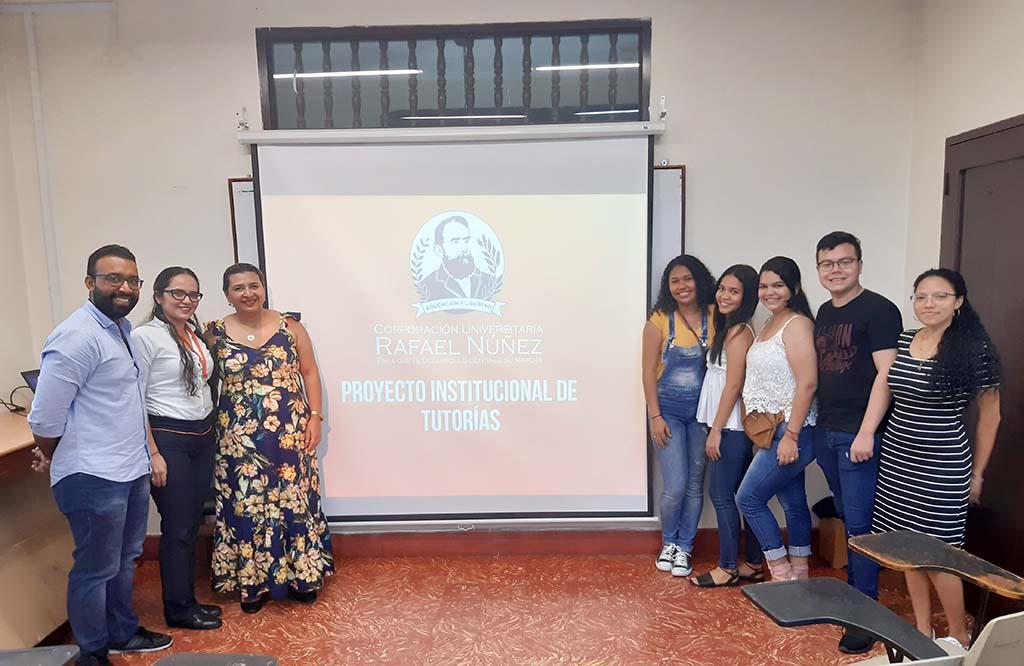 Primer encuentro de estudiantes tutores en Barranquilla