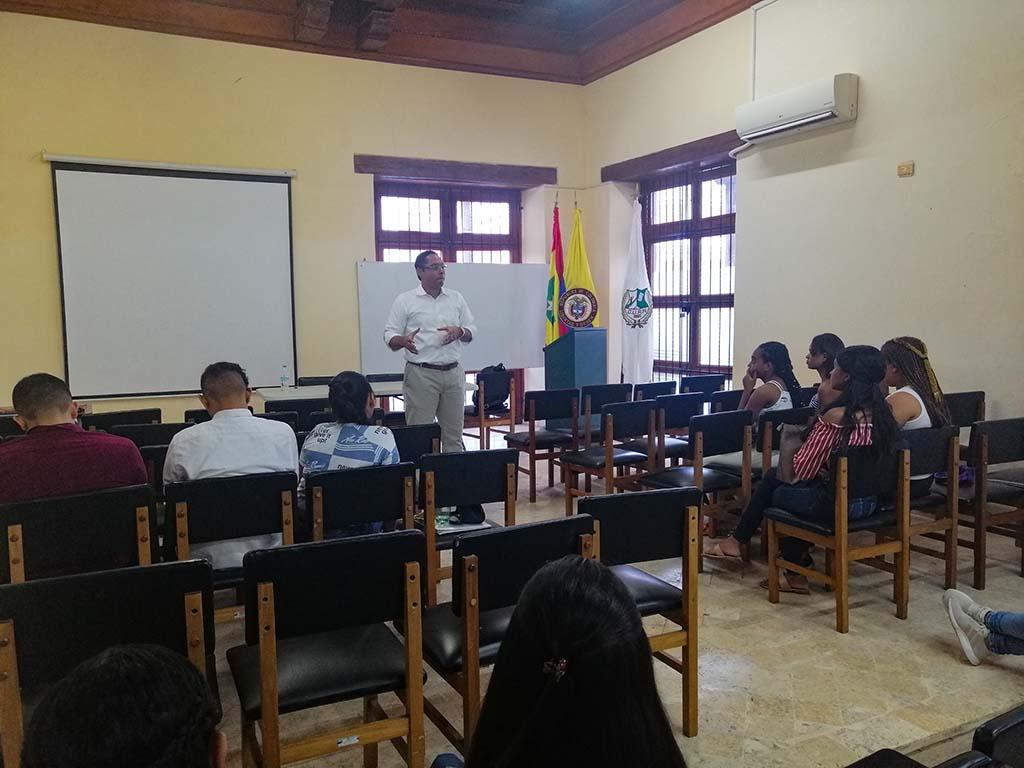 Foto evento Consultorio Jurídico Cartagena 2019-02
