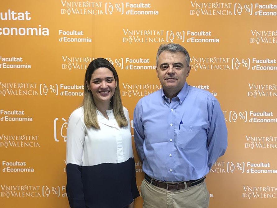 Docente de Odontología realiza ruta de internacionalización en España