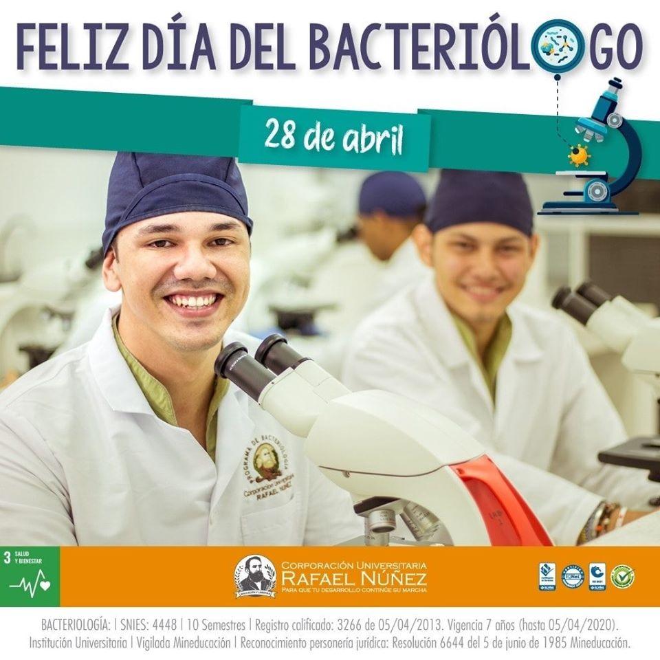 Día del Bacteriólogo 2020: Un año para conmemorar su labor en medio de una pandemia global
