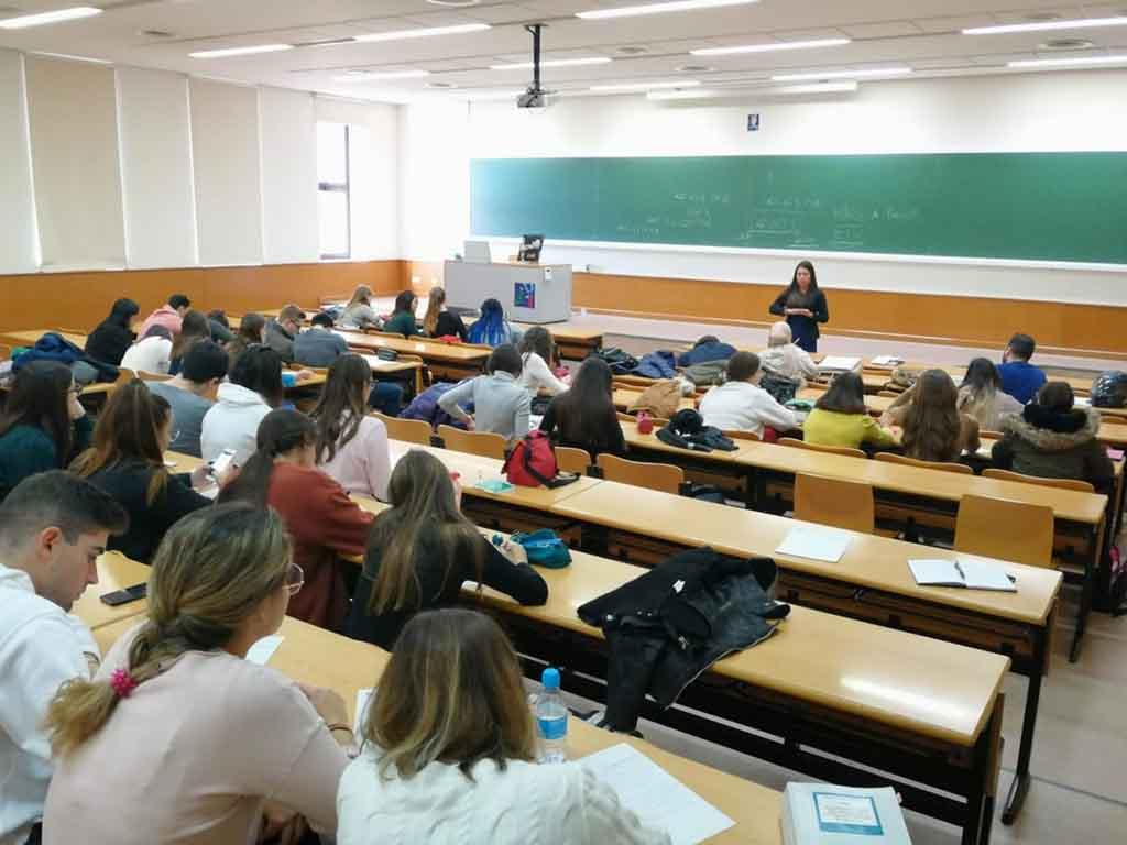 Docente Derecho Movilidad Universidad UJI España
