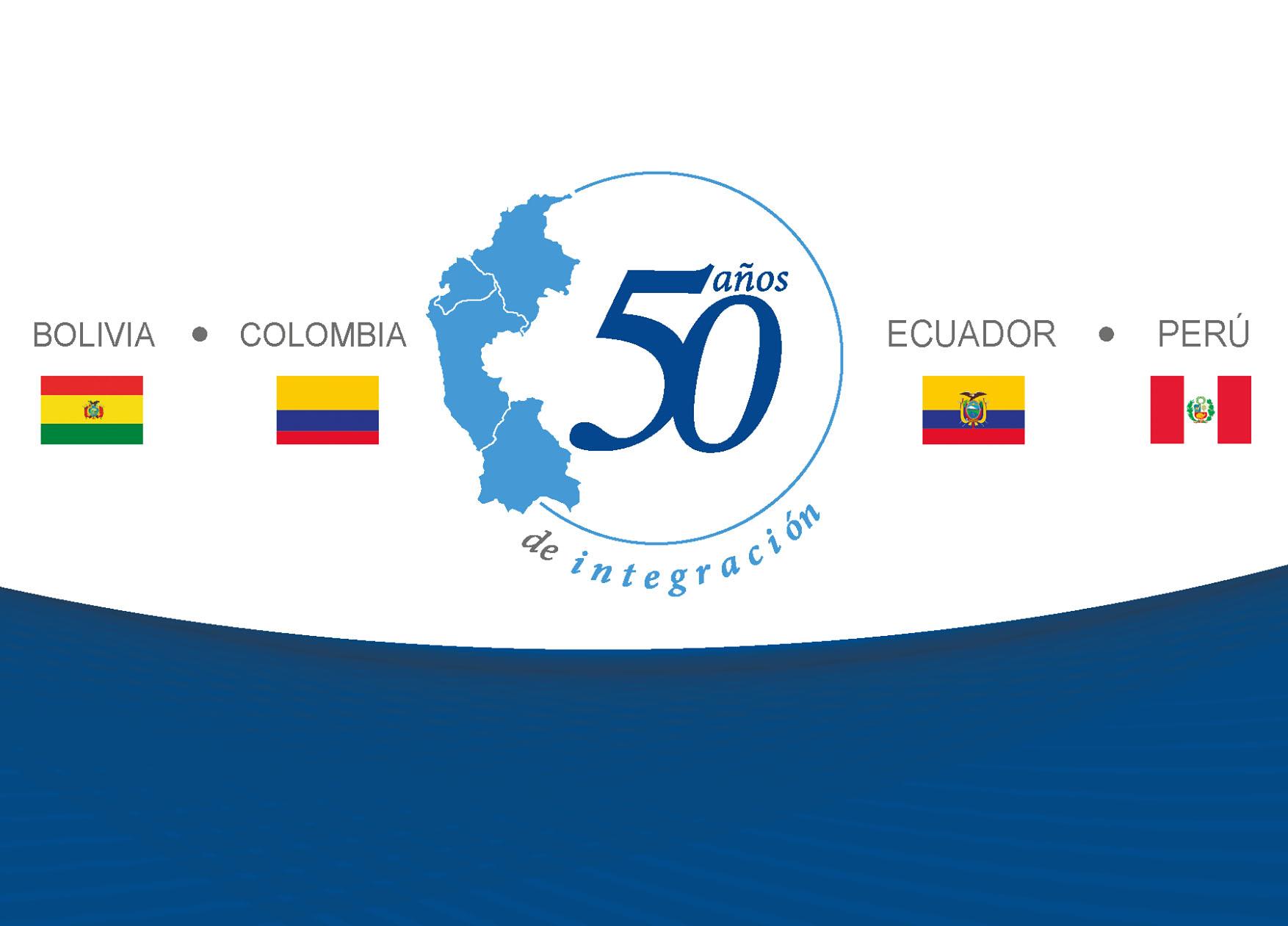 Programas de Derecho de Cartagena y Barranquilla celebran los 50 años de la CAN