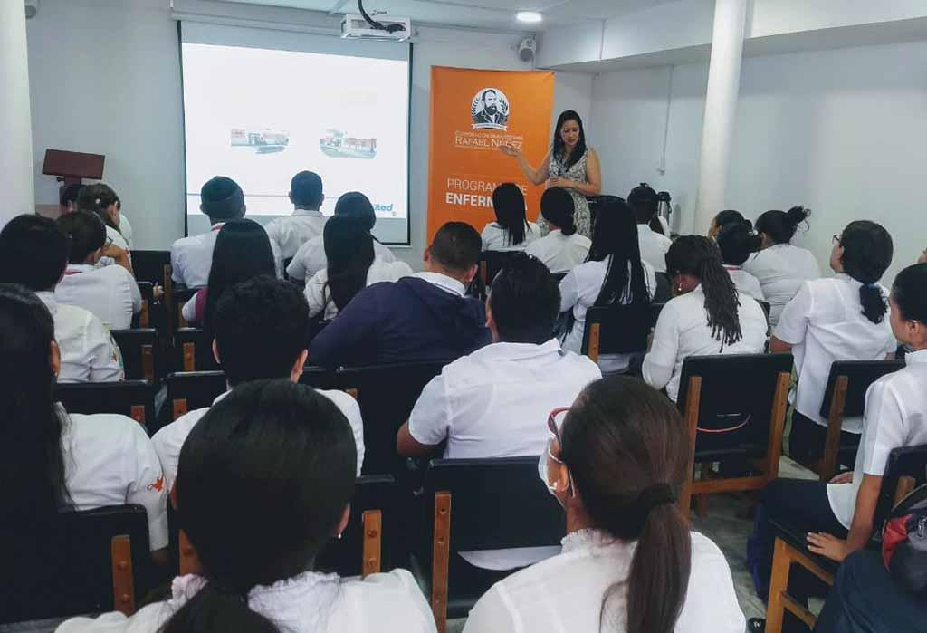 Estudiantes de Enfermería en Barranquilla iniciarán prácticas formativas en la IPS MIRED