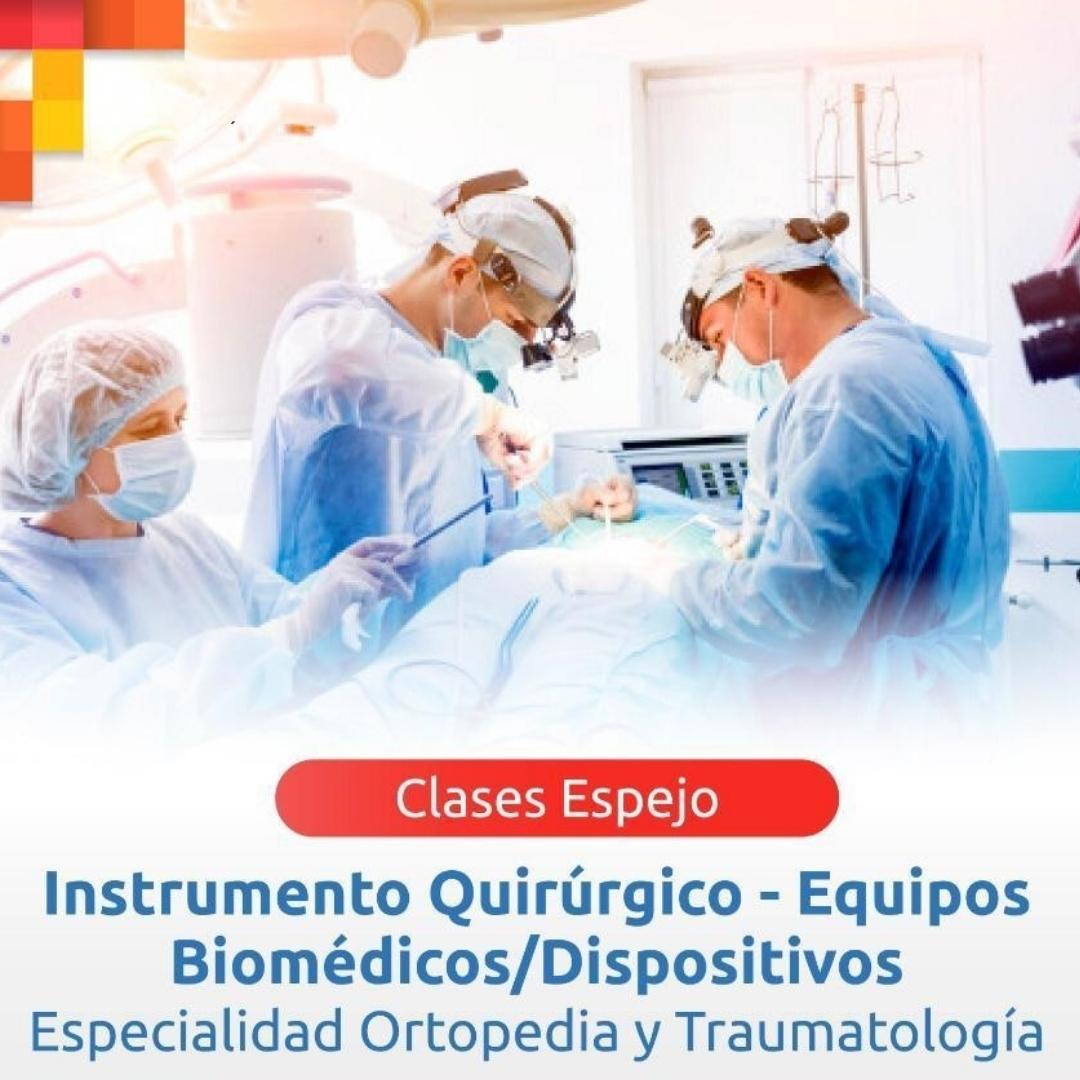 Programa de Instrumentación Quirúrgica de la CURN realiza clases espejo con su programa homólogo de la Universidad Libre.