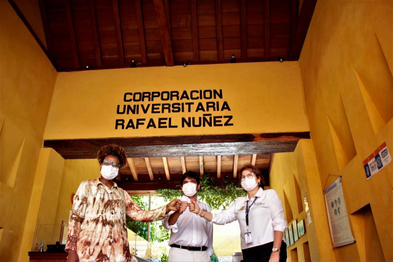 La Uninúñez Cartagena es sede de Diálogo con el Ministerio de Ciencia, Tecnología e Innovación.