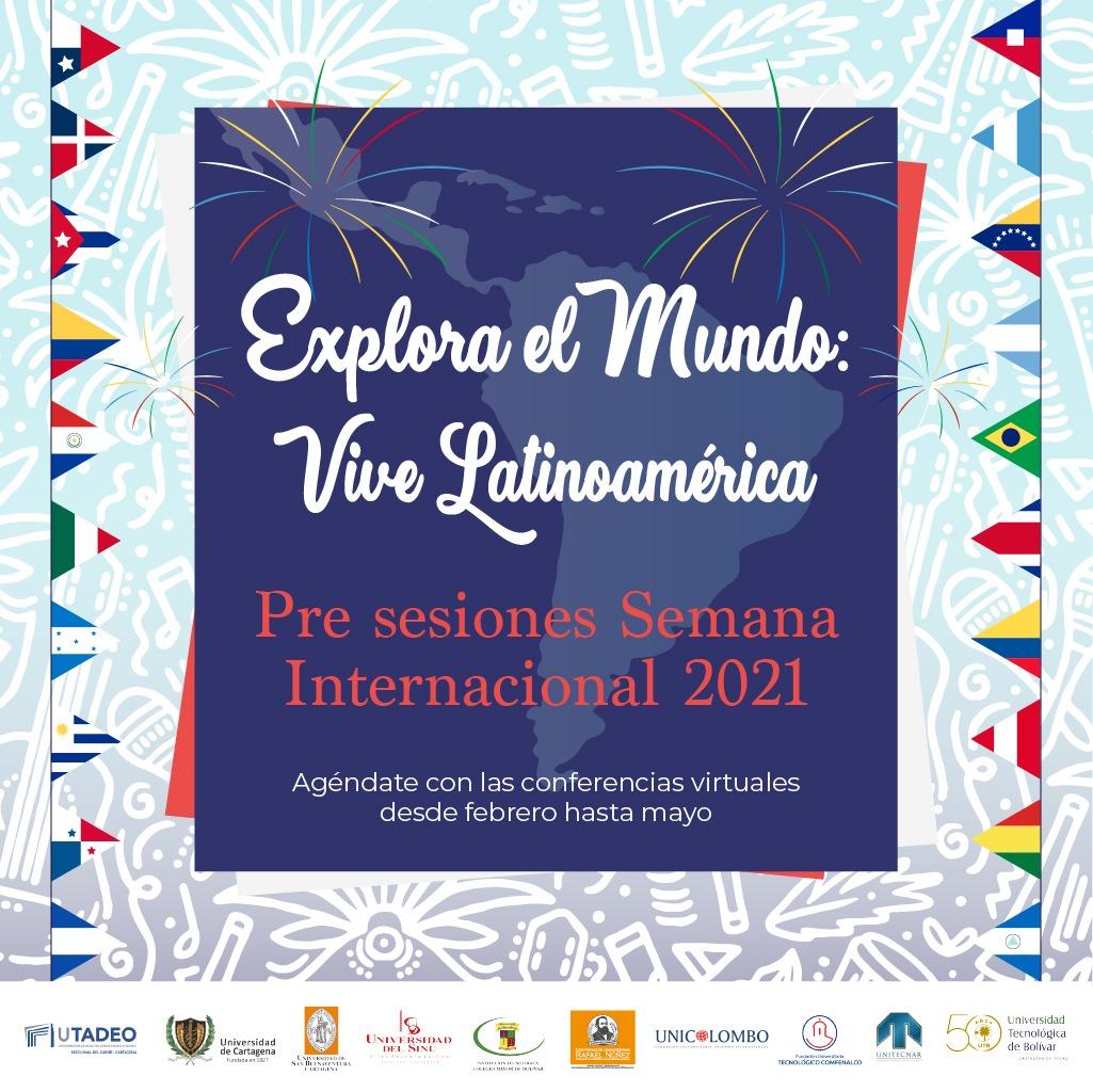 Instituciones de educación superior explorarán Latinoamérica en este 2021