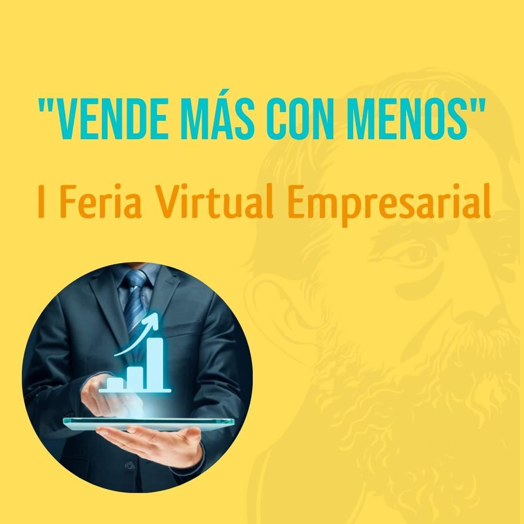 """Uninúñez lanza la primera Feria Empresarial Virtual """"Vende más con menos"""" en alianza con la Fundación Coomeva y Acopi Bolívar y en apoyo a sus Estudiantes y Egresados."""