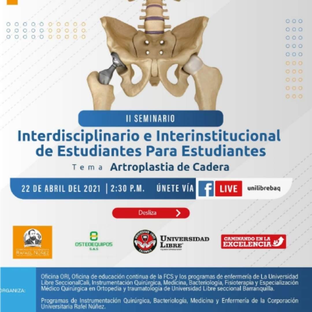 La CURN y la Unilibre realizan exitoso Seminario Interuniversitario e Interdisciplinario.