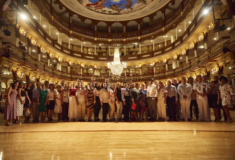 En el Teatro Adolfo Mejía se lanzó oficialmente