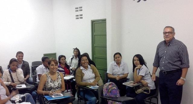 Jornada de planeación del Semillero de Investigación  de la Corporación Universitaria Rafael Núñez, campus Barranquilla