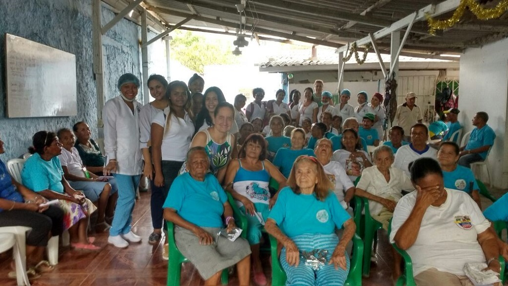 Uninúñez realiza brigada interdisciplinaria en el barrio el Bosque de Barranquilla