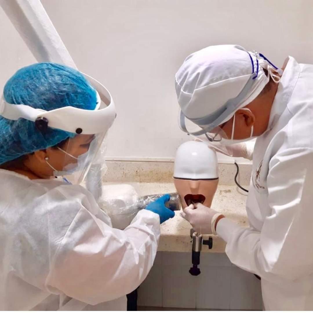 Se reinician las prácticas odontológicas presenciales satisfactoriamente con estrictos protocolos.