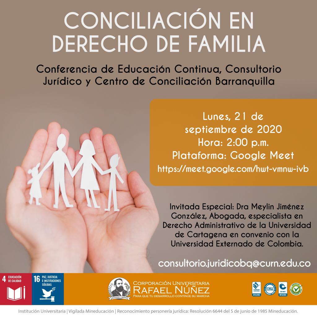 En la Núñez se realizó la conferencia virtual