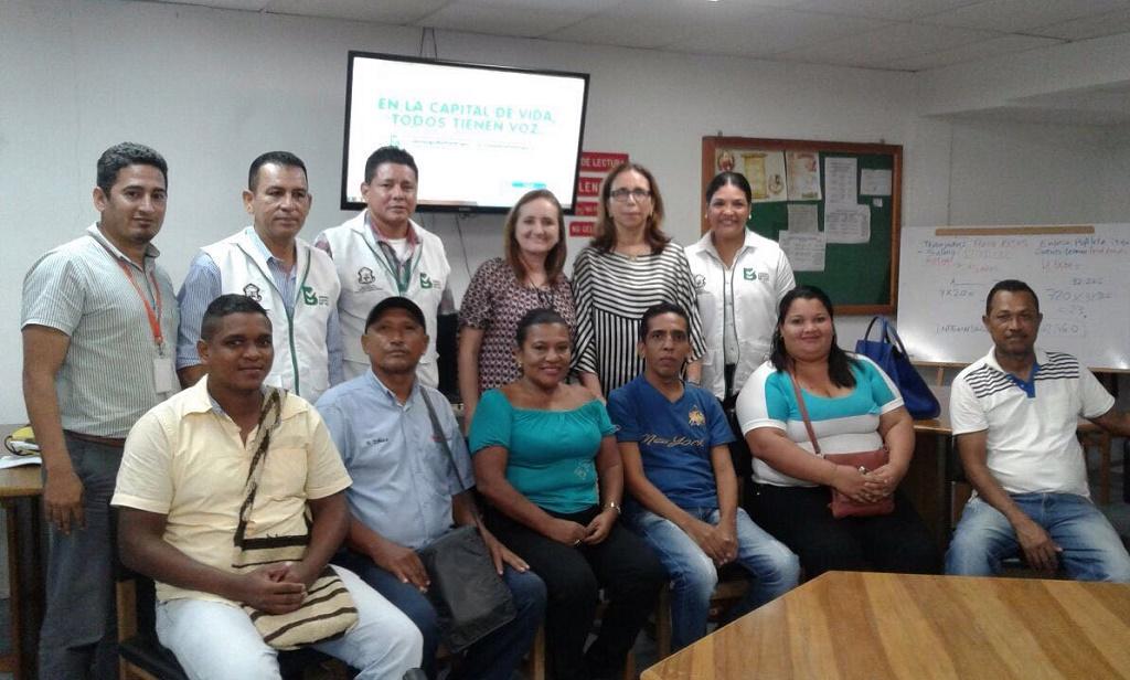 Inicia la Escuela de Formación Comunitaria en Uninúñez campus Barranquilla