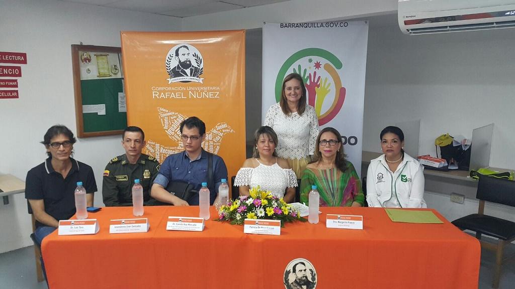 Uninúñez campus Barranquilla realiza simposio sobre protección animal