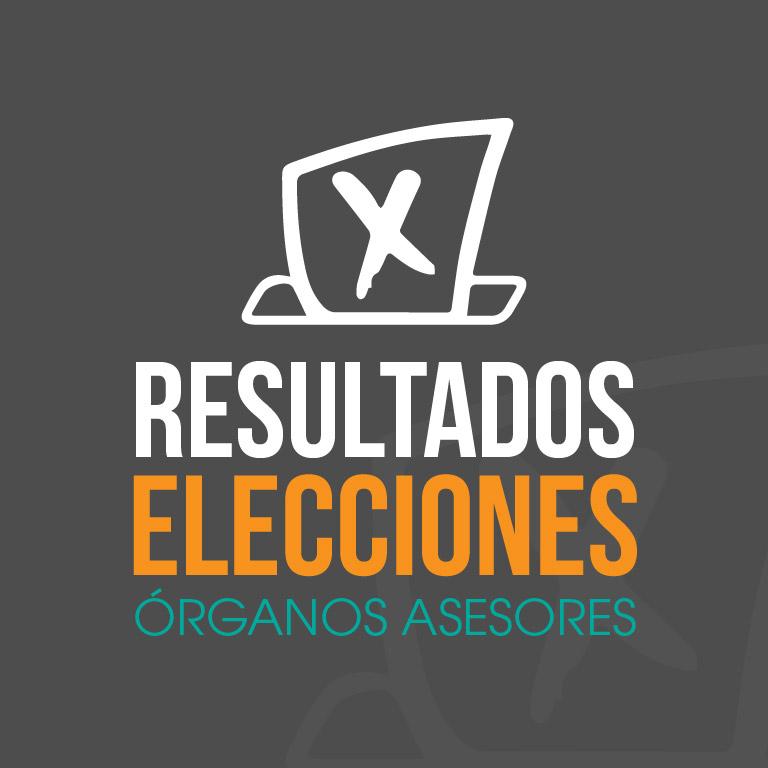 Resultados Elecciones a representantes ante Consejo Superior y Consejo Directivo
