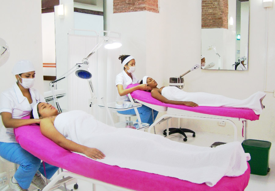 Cabinas de Estética y Cosmetología